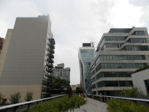 Chemin Highline, jardins