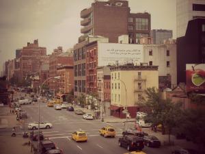 Taxis, rue, art urbain