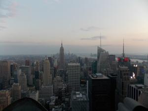 Vue Manhattan