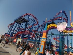 Attraction Coney Island