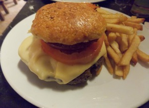 Burger chameau