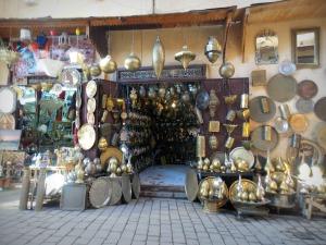 Boutique métal