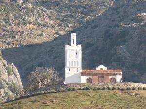 Mosquée espagnole Chefchaouen