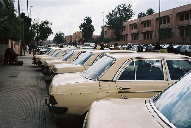 Maroc transports
