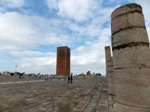 piliers-et-tour-hassan-a-rabat