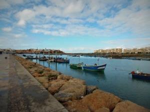 les-bateaux-de-pecheurs-sortent-du-port-de-rabat