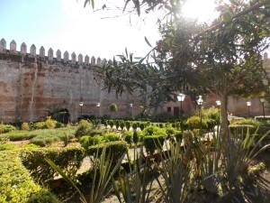 Admirer-jardin-andalou-rabat