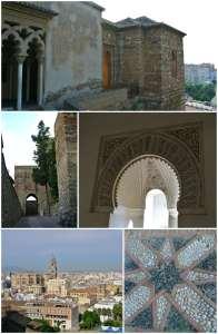 Les joyaux de Malaga