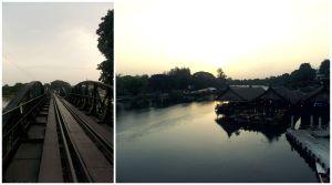 Pont rivière Kwai Kanchanaburi
