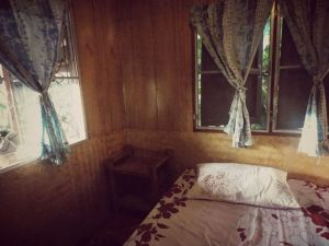 Chambre dans guest house Blue Star a Kanchanaburi