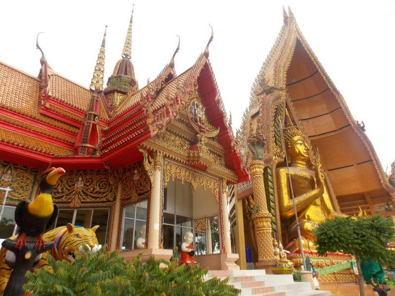 Wat Tham Seua et Wat Tham Khao Noi