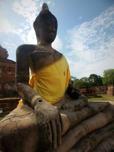 Bouddha-ayutthaya