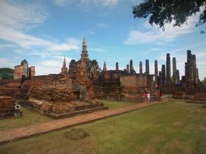 Parc-historique-sukhothai