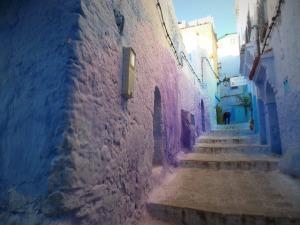 escaliers-chefchaouen