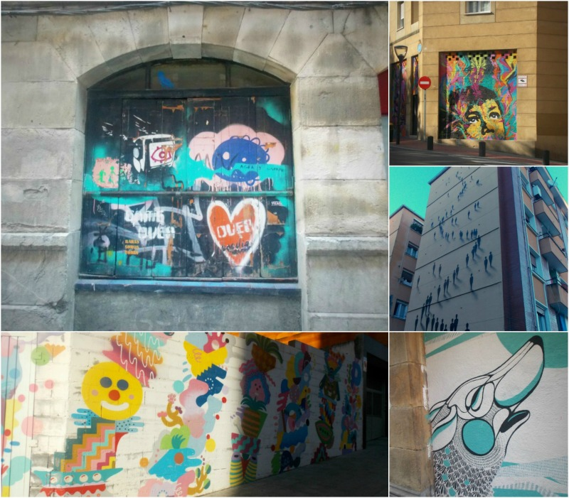 Graffitis-bilbao